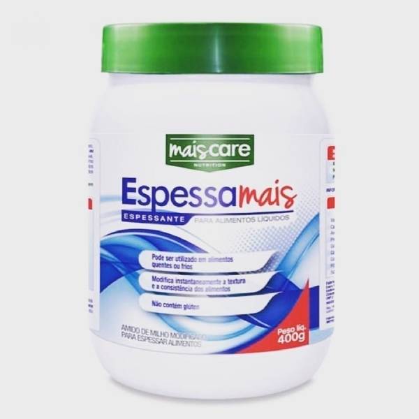 Espessante Mais Care Clean 400g