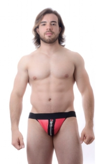 Cueca Jockstrap zíper frontal SD Clothing