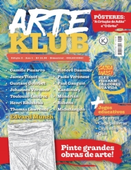 Arte Klub 2 - Digital # Quiz, Pintura, links e muito +