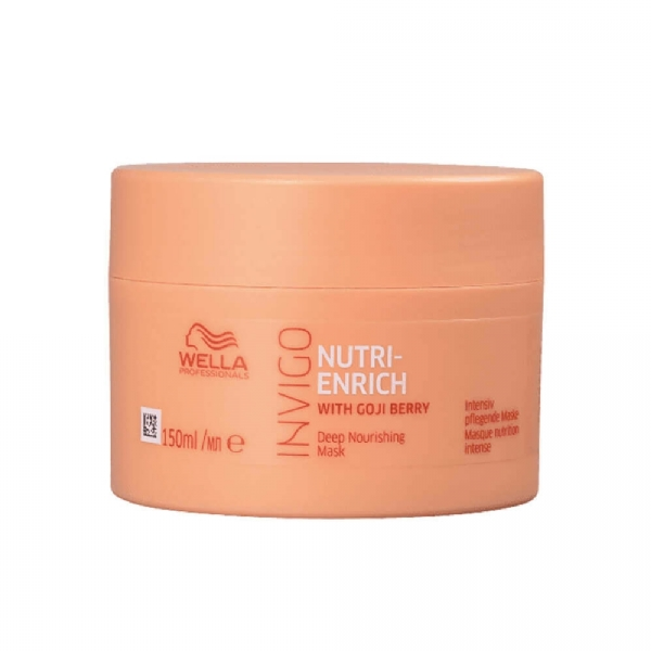 Máscara Wella Invigo Enrich 150ml