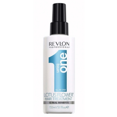 Leave-in Revlon Uniq One All in One Lotus Flower Treatment Spray 150ml