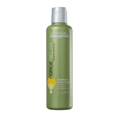 Shampoo L'Oreal Expert Forcer Relax Care Nutri Control 300ml