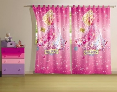 Cortina Lepper Barbie Portal Secreto