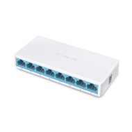 Switch de Mesa Mercusys 8 Portas 10/100Mbps MS108