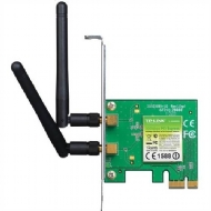 Adaptador Placa De Rede Wireless N Pci-E 300mbps WN881ND Tp-Link