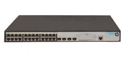 SWITCH HP 1920-24G-PoE+ (370W) Switch (JG926A) R$ 1.799,00