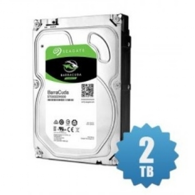 Hd Interno 2 Tera Seagate 2000gb Desktop Sata 3- 7200 Rpm