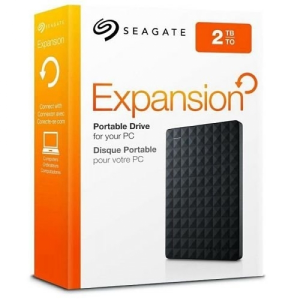 HD Externo 1TB USB 3.0 Seagate Expansion Port?til (STEA1000400)