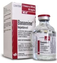 Banamine Injetável 50ml