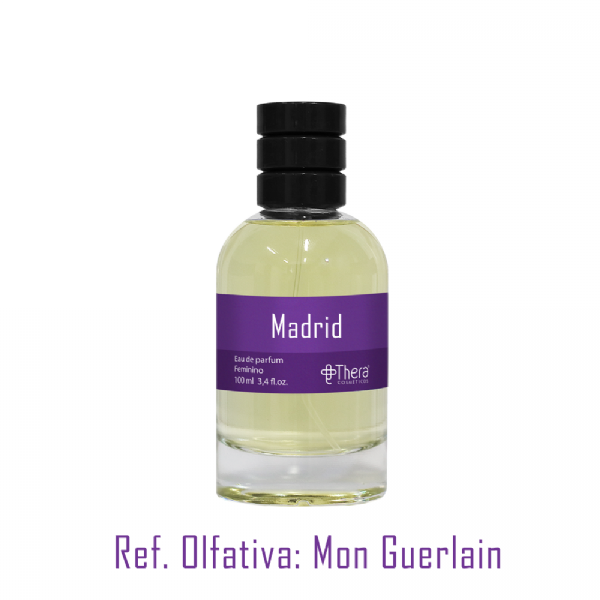 Perfume Fem. Madrid 100 mL