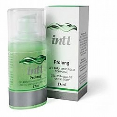 PROLONG GEL PROLONGADOR DE EREÇÃO INTT 17ML
