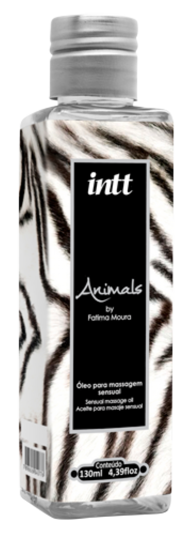 Animals óleo para massagem 130ml
