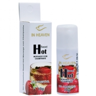 IN HEAVEN GEL COMESTÍVEL HOT 10G INTT