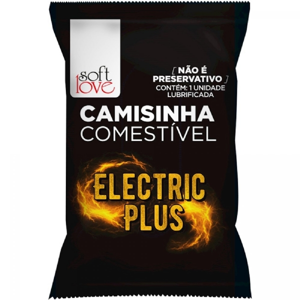 CAMISINHA FUNCIONAL ELECTRIC PLUS SOLÚVEL SOFT LOVE IMG-693406